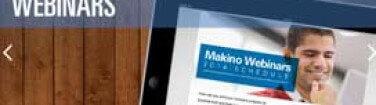 Makino Webinars